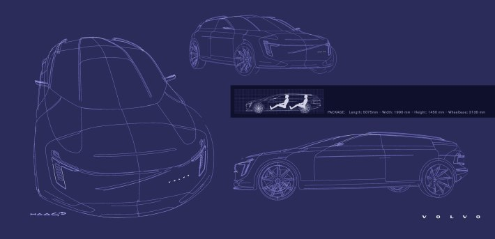 3D Alias Line-model